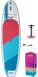 2020 Naish Alana 10'6 Stand Up Paddle Board Package - Board, Bag, Pump & Leash 15140