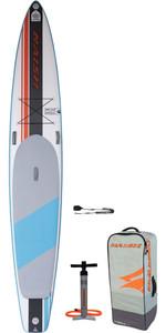 2020 Naish Maliko 14'0 Fusion Carbon Stand Up Paddle Board Package - Board, Bag, Pump & Leash 15210