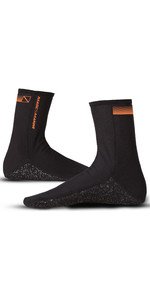 2020 Magic Marine Bipoly Thermal Socks Black 160110
