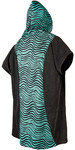 Mystic Gem Womens 5/3mm Chest Zip Wetsuit & Changing Robe / Poncho