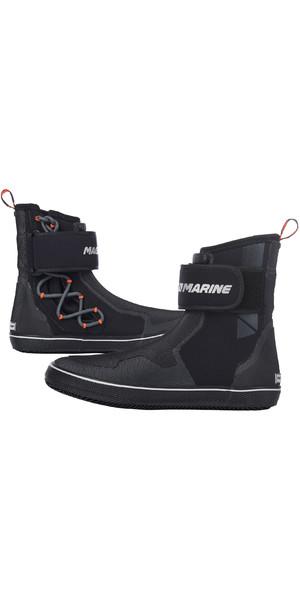 2019 Magic Marine Horizon 4mm Boots Black 180011
