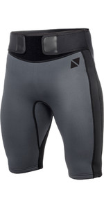 2020 Magic Marine Mens Ultimate 2mm Neoprene Shorts Black 180030