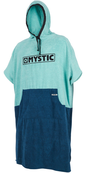 2018 Mystic Poncho Regular Teal Mint 180031