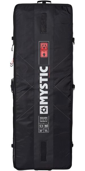 2019 Mystic Matrix Square Board Bag 1.45M Black 190059