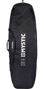 2019 Mystic Majestic Stubby Kite Board Bag 5'3 Black 190061