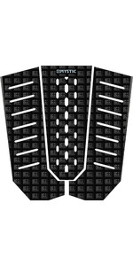 2019 Mystic Guard Kiteboard Tailpad Stubby Shape Black 190182