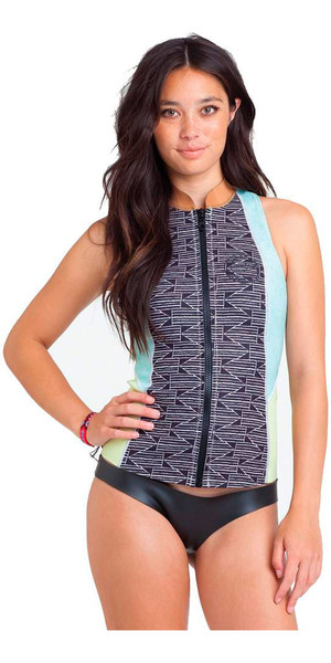 Billabong Sneeky 1mm Neoprene Vest Black / White S41G05