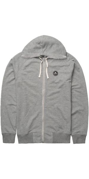 Billabong All Day Sherpa Zip Hoody GREY HEATHER Z1FL12
