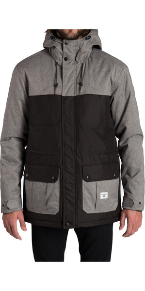 Billabong Alves Contrast Jacket GREY HEATHER Z1JK15