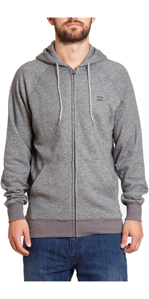 Billabong Balance Zip Hoody DARK GREY HEATH Z1FL07