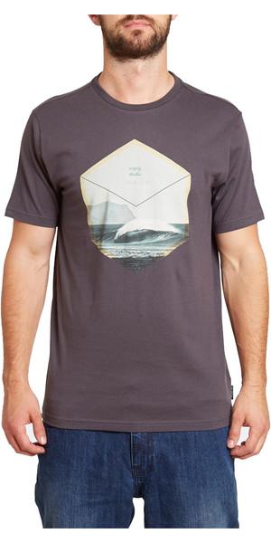 Billabong CP-Cubed T-Shirt ASPHALT Z1SS03