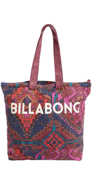 Billabong Essential Plus Canvas Bag MULTI Z9BG10