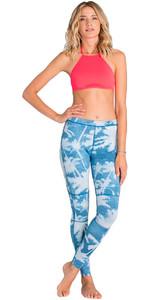 Billabong Ladies 1mm Skinny Sea Legs / Wetsuit Trousers INDIGO Z41G04