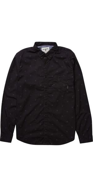 Billabong Norwest Long Sleeve Shirt NAVY Z1SH03