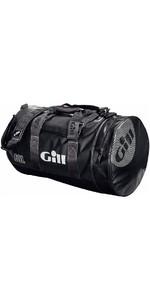 2018 Gill 60L Tarp Barrel Bag Jet Black L061