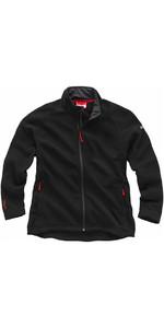 2018 Gill Mens i4 Fleece Mid Layer Jacket BLACK 1487