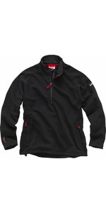 Gill Mens i4 Fleece Smock BLACK 1488