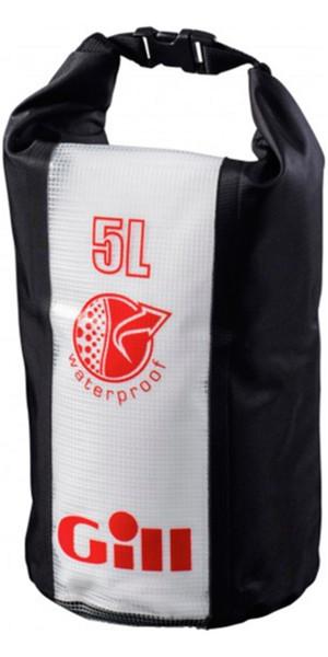 2019 Gill Wet & Dry Cylinder 5LTR Bag L055 Jet Black