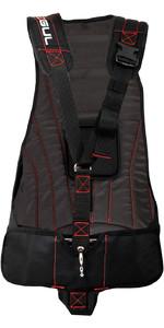 2020 Gul Junior Evolution Trapeze Harness in Black GM0345