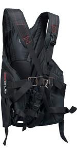 2021 Gul Junior Stokes Trapeze Harness in Black GM0225