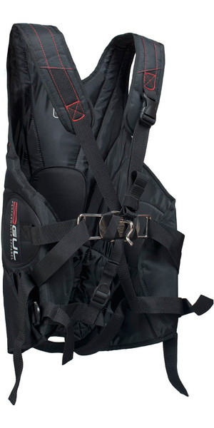 2018 Gul Stokes Trapeze Harness in Black GM0225