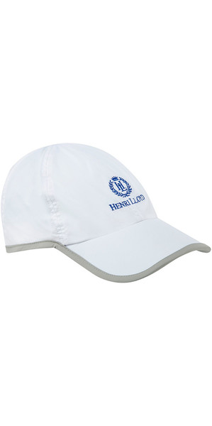 2018 Henri Lloyd Breeze Cap Optical White Y60094