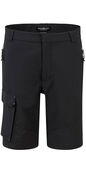 2018 Henri Lloyd Element Inshore Shorts Black Y10184