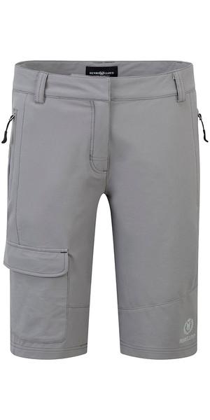 Henri Lloyd Womens Element Shorts Titanium Y10170