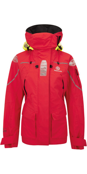 Henri Lloyd Womens Offshore Elite Jacket RED Y00298
