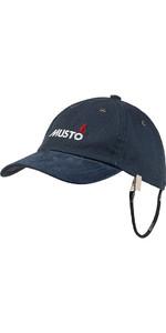 2019 Musto Evo Original Crew Cap True Navy AE0191