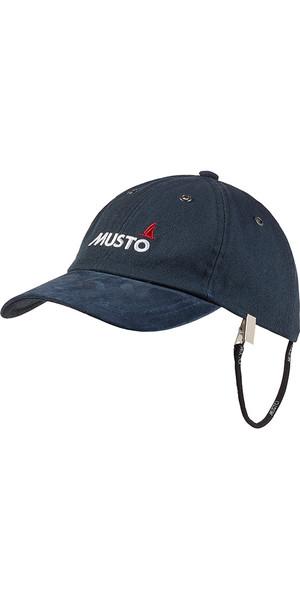 2018 Musto Evo Original Crew Cap True Navy AE0191