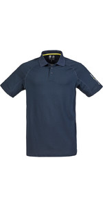 Musto Evolution Sunblock Short Sleeved Polo Top TRUE NAVY SE0264