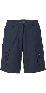 Musto Womens Essential UV Fast Dry Shorts True Navy SE1571
