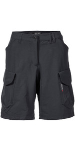 Musto Womens Evolution Crew Bermuda Shorts BLACK SE3340