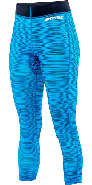 Mystic Womens Dazzled Lycra Pant in Stripe 160330