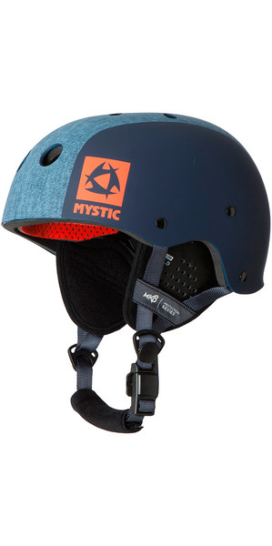 Mystic MK8 X Helmet With Ear Pads Denim 160650