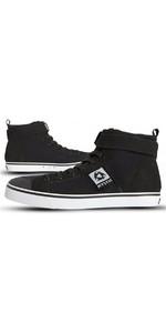 Mystic Neoprene Sneaker Waterwear High Top Trainers Black 140265