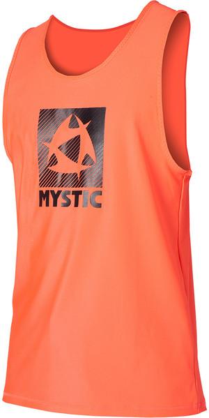Mystic Star Loosefit Quickdry Tank Top Coral 150505