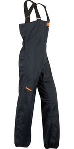 2020 Nookie NKE Centre Salopette Waterproof Trousers Black TR50