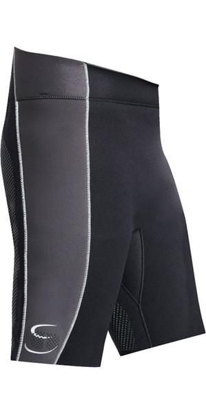 2019 Nookie Short Stride 3mm GBS Neoprene Shorts Unisex NE50