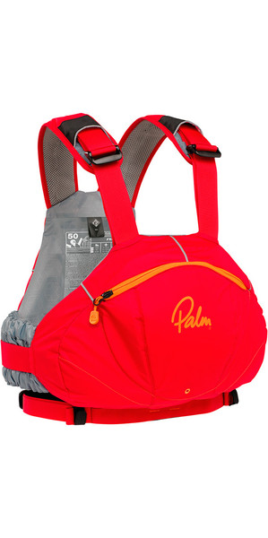 2018 Palm FX Whitewater / River PFD in Red 11729