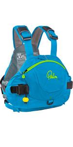 2019 Palm FXr Freestyle / Racing Buoyancy Aid - Aqua 11728