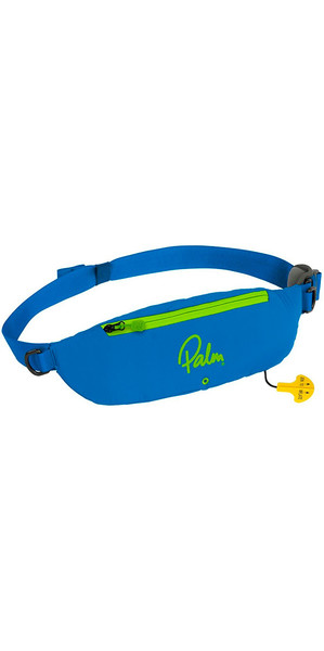 2018 Palm Glide Waist Belt 100N Personal Floatation Device 11731 Blue