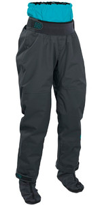 2020 Palm Womens Atom Kayak Dry Pant Jet Grey 11743
