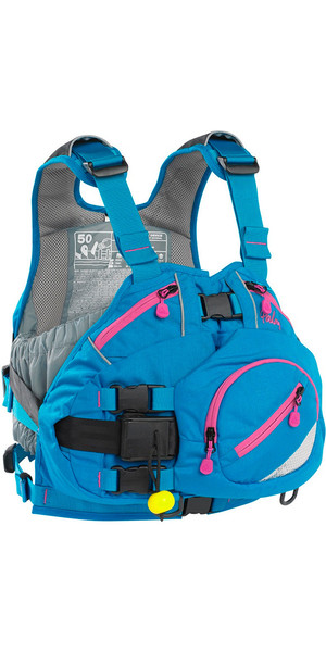 2018 Palm Ladies Extrem Whitewater Buoyancy Aid AQUA 11435