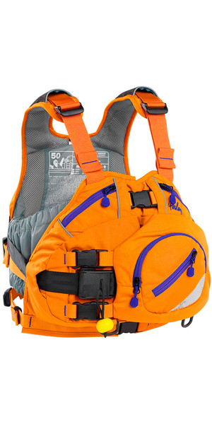 2018 Palm Ladies Extrem Whitewater Buoyancy Aid Sherbet 11435