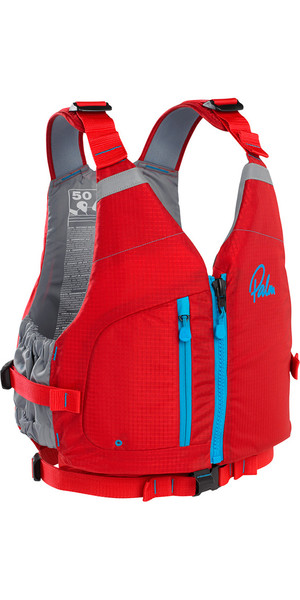 2018 Palm Ladies Meander 50N PFD RED 11458