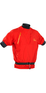 2019 Palm Mistral Short Sleeve All Purpose Jacket Red 11764