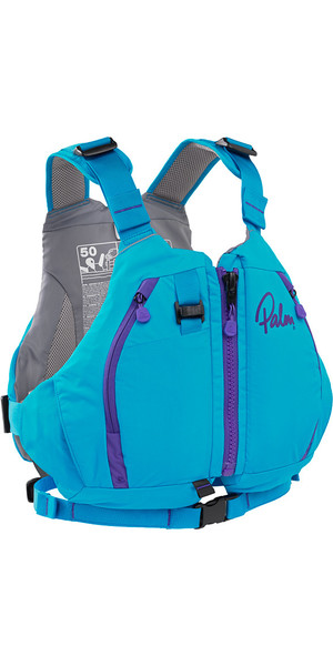 2018 Palm Peyto Ladies Touring PFD Aqua 11463