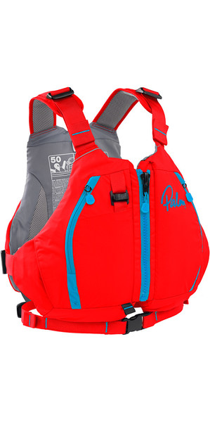 2018 Palm Peyto Ladies Touring PFD Red 11463